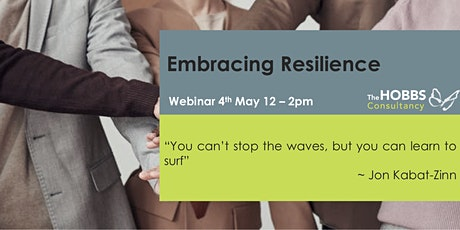 Embracing Resilience  tickets