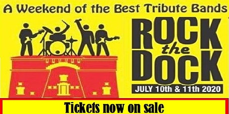 Rock the Dock 2020 tickets