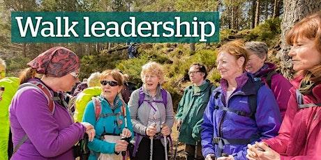 Walk Leadership Essentials - Grendon, Wellingborough-21/08/2020 tickets
