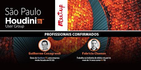 Houdini User Group - Meetup São Paulo ingressos