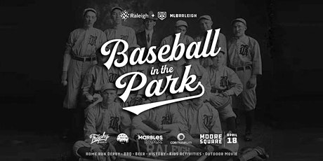 Baseball in the Park - Wiffle Ball Home Run Derby tickets