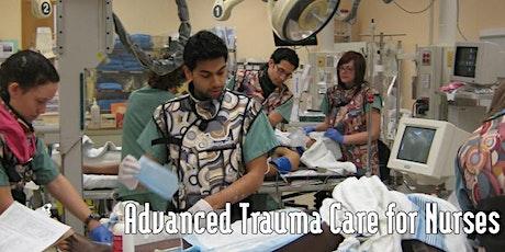 Advanced Trauma Care for Nurses (October 2020) tickets