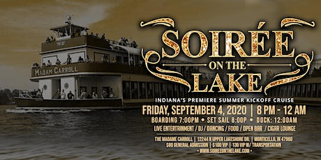 Soiree By The Lake tickets