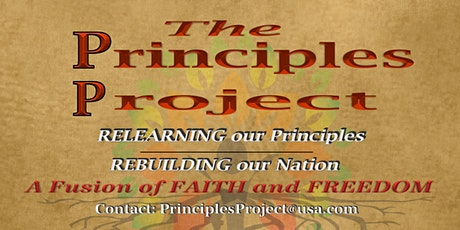 The Principles Project: A Fusion of Faith and Freedom tickets