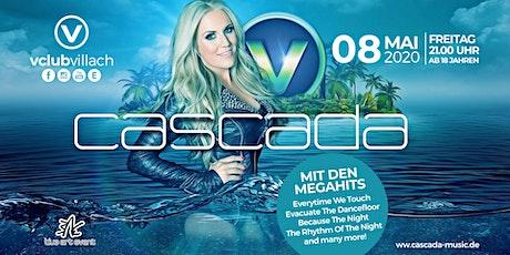 Cascada Live at V-Club Villach Tickets