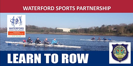 Learn to Row - (over 18's only) - Waterford  tickets