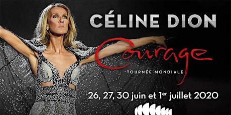 Céline Dion billets