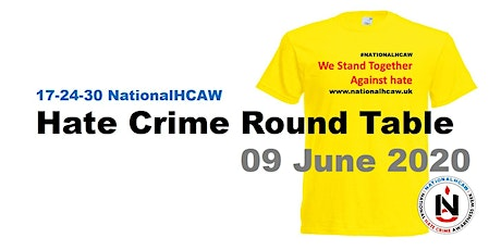 Hate Crime Round Table tickets
