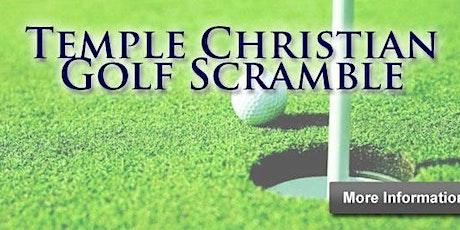 7th Annual Temple Christian School Golf Scramble tickets