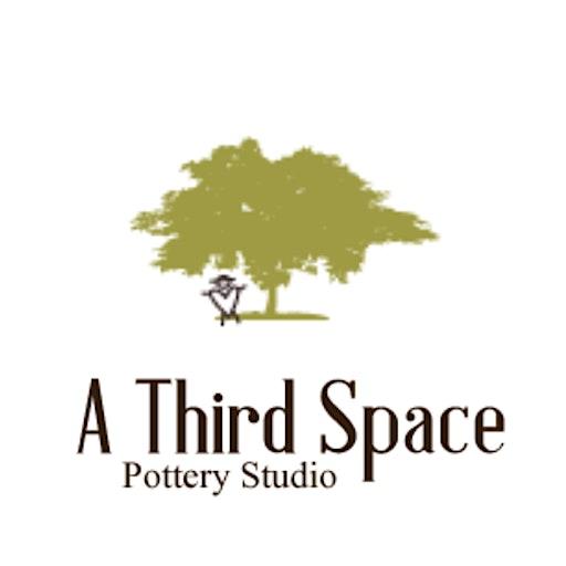 A Third Space Pottery Studio logo