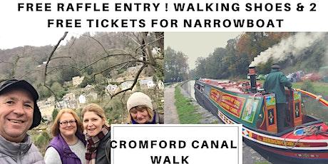 Cromford Canal Walk tickets