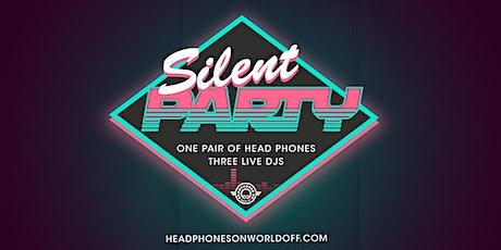Silent Party at Subterranean (HeadphonesOnWorldOff) tickets