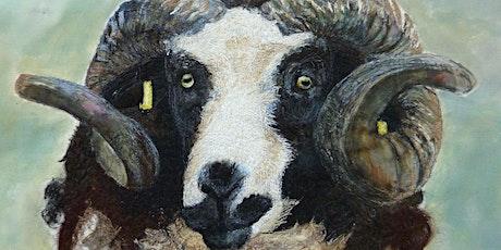PROJECT BAA BAA - SHEEP BREEDS WOOL PORTRAITS | KATHY ROSS tickets