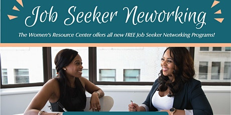 Job Seeker Networking Group - Monthly tickets