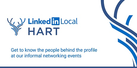 LinkedIn Local Hart: September- The Back To School Special! tickets