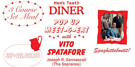 Supper Club With Vito tickets