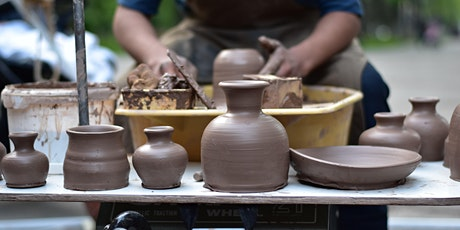 Beginners Pottery Workshop POSTPONED tickets