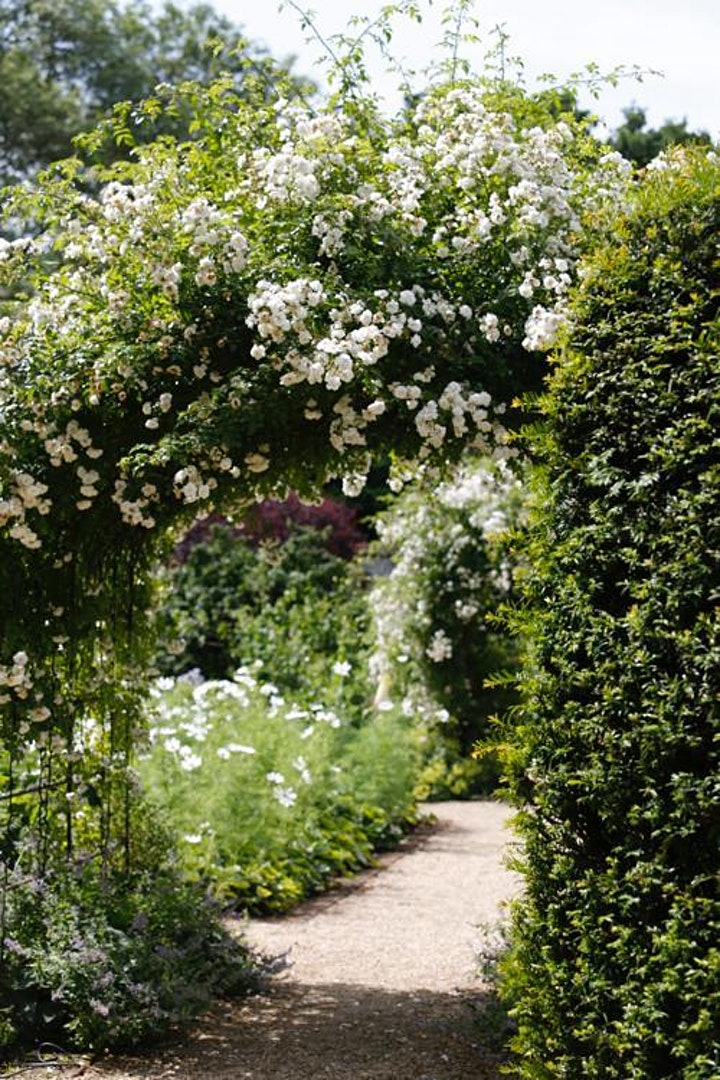 The Walled Garden at Wormsley Visit image