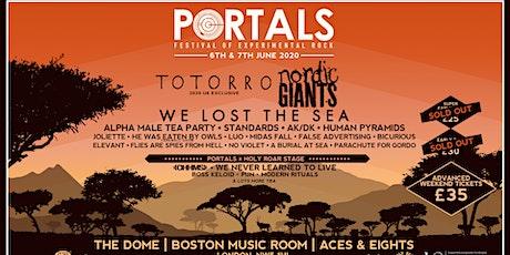 Portals Festival 2020 tickets