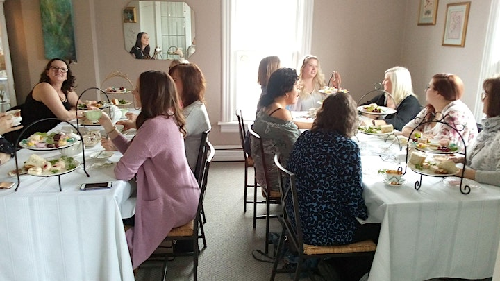 Mother's Day Lavender High Tea Experience image