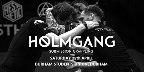 Holmgang 01 Submission Grappling tickets