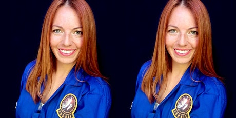 Space Ports and Future Travel with Trainee Astronaut Dr Jackie Bell tickets