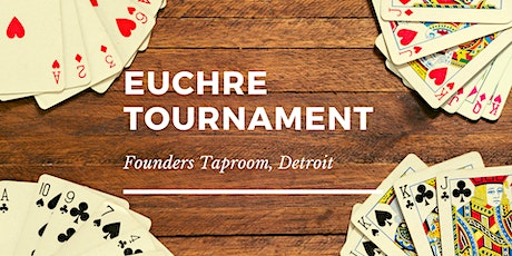 SUSPENDED: Euchre Night at Founders Taproom, Detroit tickets