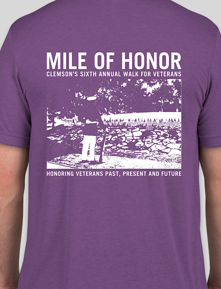 Mile of Honor image