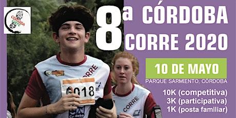 Córdoba Corre 2020 entradas