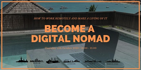 Become a Digital Nomad: How to work remotely and make a living of it billets
