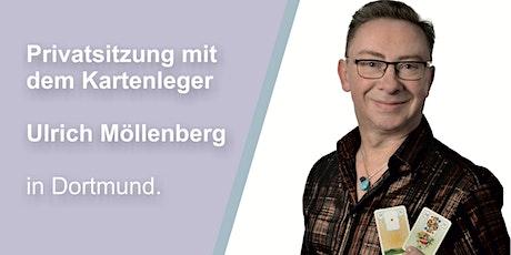 Kurz-Kartenlegung mit Ulrich Möllenberg als Privatsitzung Tickets