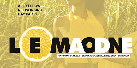 Lemonade Annual All Yellow Networking Day Party tickets