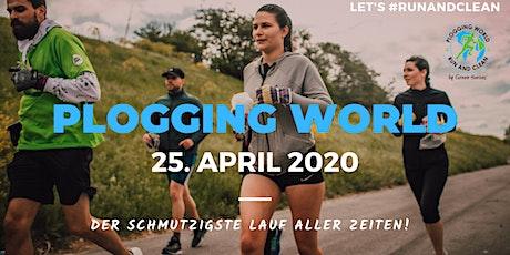 Charity Run: Plogging World- der schmutzigste Lauf aller Zeiten Tickets