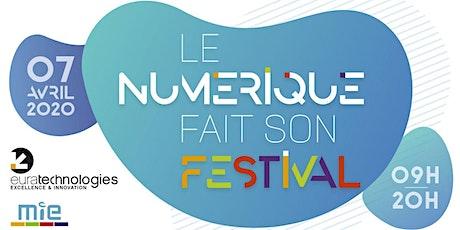 Le Numérique fait son festival tickets