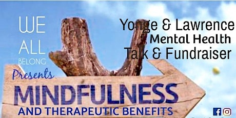 Mindfulness and Therapeutic Benefits tickets