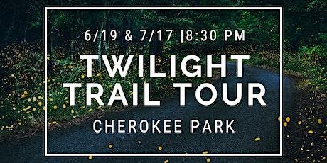 Summer Twilight Trail Tour (June) tickets