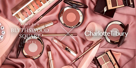 SOLD OUT Blythswood Square X Charlotte Tilbury Makeup Masterclass tickets