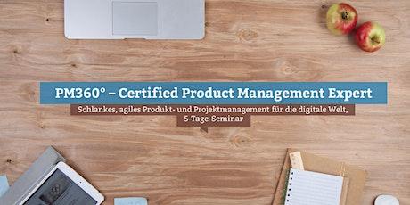 PM360° – Certified Product Management Expert, Köln tickets