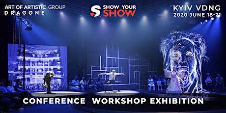Show Your Show UA tickets