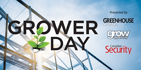 GROWER DAY July 28th - 29th, 2020 tickets