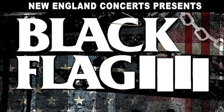 Black Flag tickets