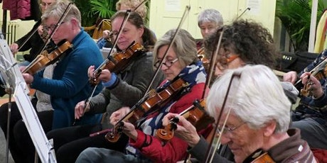POSTPONED  Vermont  Fiddle Orchestra Benefit Concert tickets