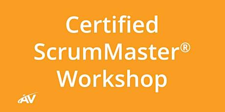 Certified ScrumMaster Workshop - Virtual Classroom tickets