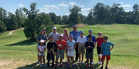 Junior Golf Camp tickets