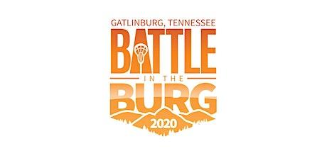 Battle in the 'Burg 2020 tickets
