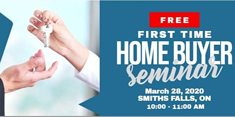 POSTPONED - Home Buyers Seminar tickets