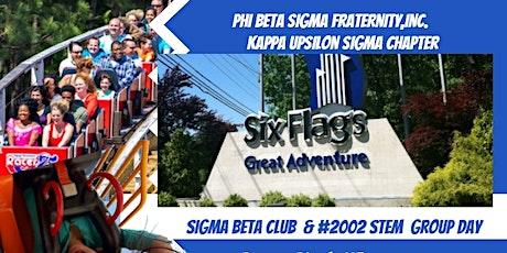 Sigma Beta Club and #202 William Scott Jr. STEM Group fun Day tickets