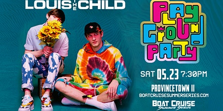 LOUIS THE CHILD | Boat Cruise Summer Series | 5.23.2020 | 21+ tickets