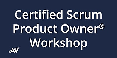 Certified Scrum Product Owner Workshop – REMOTE