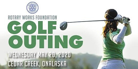 Canceled: 2020 La Crosse Area Rotary Works Foundation Golf Outing tickets